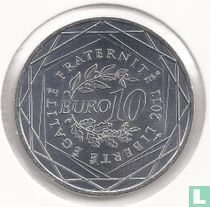 "France 10 euro 2011 ""Haute-Normandie"""
