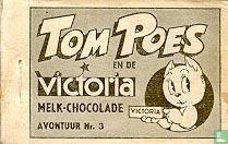 Tom Poes en de Victoria melk-chocolade - avontuur Nr. 3