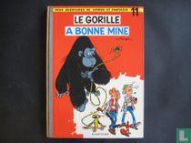 Le gorille a bonne mine