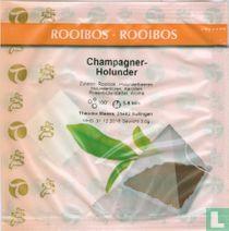 Champagner - Holunder