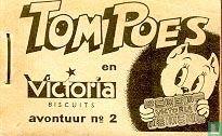Tom Poes en de Victoria biscuits - avontuur no 2