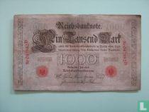Reichsbank, 1000 Mark 1898