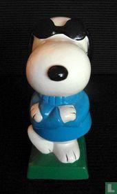 Snoopy als Joe Cool