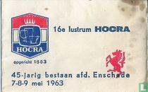 16e Lustrum Hocra