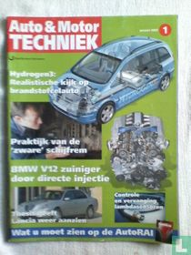Auto&motor techniek 1
