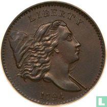 United States ½ cent 1794 (type 1)