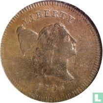 United States ½ cent 1795 (type 2)