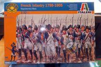 French infantry 1798-1805