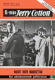 G-man Jerry Cotton 17