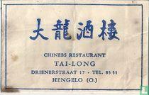 Chinees Restaurant Tai-Long