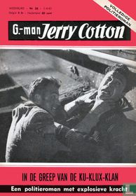 G-man Jerry Cotton 26