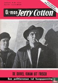 G-man Jerry Cotton 20