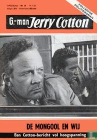 G-man Jerry Cotton 15