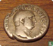 Romeinse Rijk, AR Denarius, 69 AD, Vitellius, Rome, 69 AD