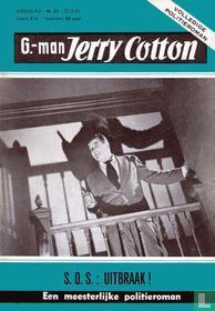 G-man Jerry Cotton 21