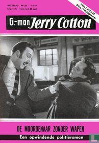 G-man Jerry Cotton 23