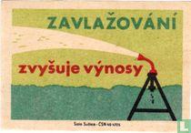 Zavlazovani zvysuje vynosy