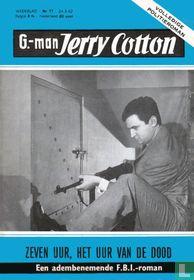 G-man Jerry Cotton 77