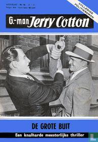 G-man Jerry Cotton 16