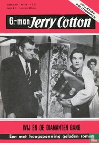 G-man Jerry Cotton 18
