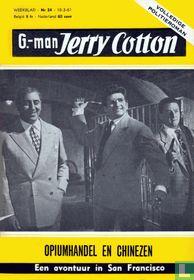 G-man Jerry Cotton 24