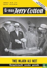 G-man Jerry Cotton 22