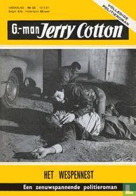G-man Jerry Cotton 32