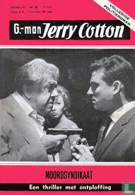 G-man Jerry Cotton 28