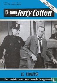 G-man Jerry Cotton 33