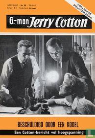 G-man Jerry Cotton 38