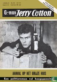 G-man Jerry Cotton 29