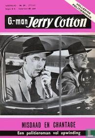 G-man Jerry Cotton 34