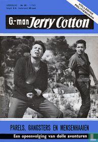 G-man Jerry Cotton 39