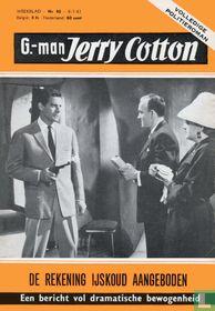 G-man Jerry Cotton 40