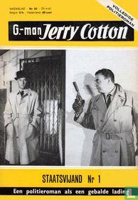 G-man Jerry Cotton 30