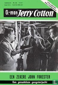 G-man Jerry Cotton 35