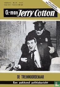 G-man Jerry Cotton 27