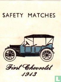 First Chevrolet 1913