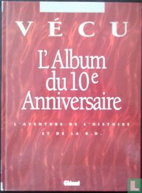 Vécu - L'album du 10e anniversaire