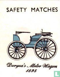 Duryea's Motor Wagon 1895