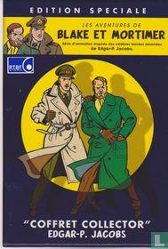 Les aventures de Blake et Mortimer [volle box]
