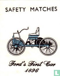 Ford's First car 1896