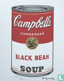 Campbell's SOUP - Serie II – Black Bean