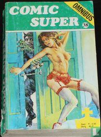 Comic super omnibus 38