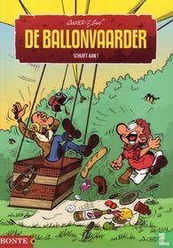De ballonvaarder schuift aan!