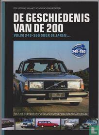 De geschiedenis van de 200