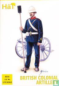 Britse Koloniale artillerie