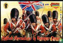 British Grenadiers in Summer Dress