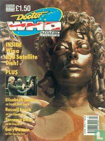 Doctor Who Magazine 163