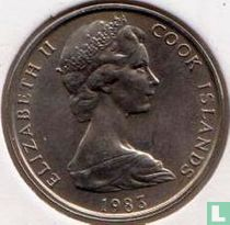 Cookeilanden 5 cents 1983